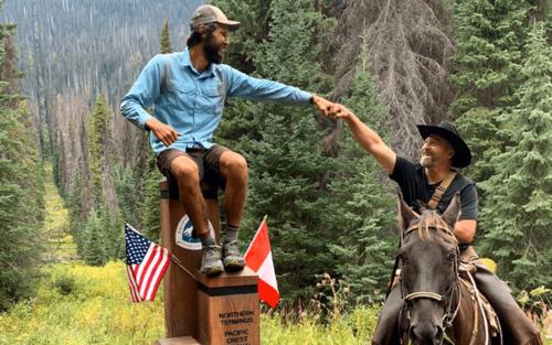 Jules a la bougeotte - 4240km à travers le Pacific Crest Trail
