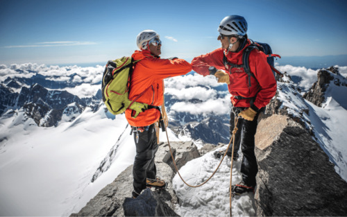 Alpinisme : nos conseils pour débuter !