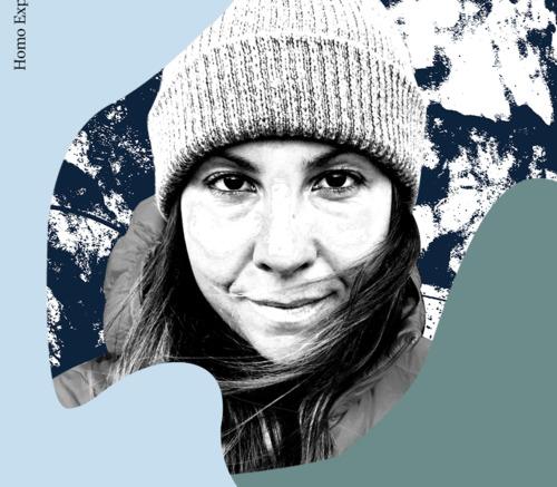 HOMO EXPLORATUS #01 - Caroline Côté, exploratrice et cinéaste d'aventure