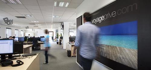 🥇Tremplins by Voyage Privé : les 2 start-up lauréates sont... EXPLORA PROJECT et FLYBOT