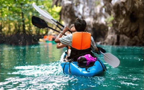 7 choses à savoir avant de débuter le canoë- kayak !