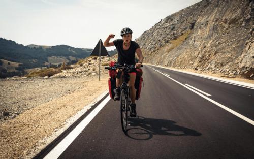 Voyager à vélo :  la préparation physique (Part III )