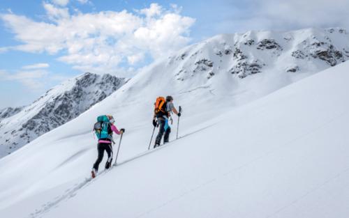 S'initier au ski de rando en 5 étapes !