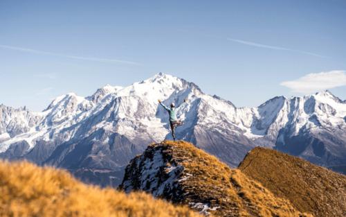 4 bonnes raisons de pratiquer le Yoga en altitude !