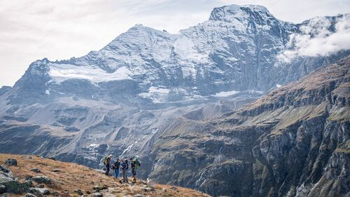 [Raid glaciaire] Cham' Zermatt