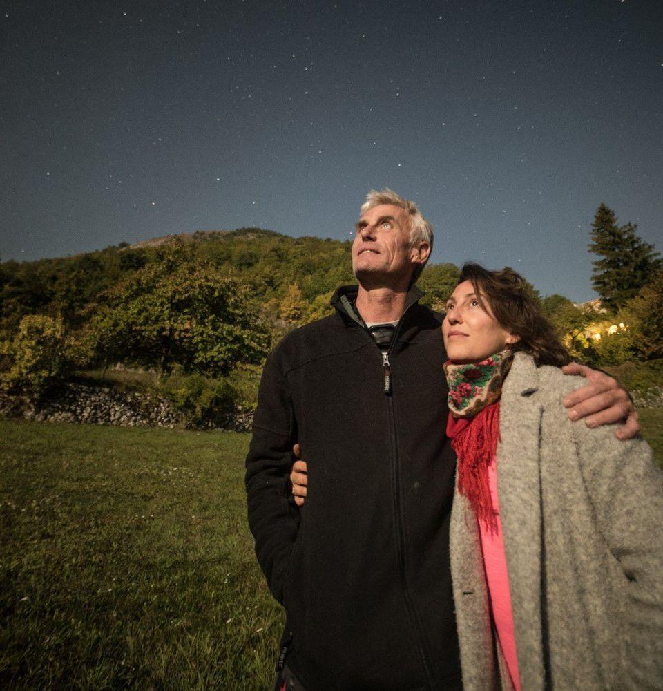 Jean-Maurice et Sophie  Ollivier