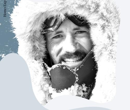 HOMO EXPLORATUS #02 - Matthieu Tordeur, explorateur polaire